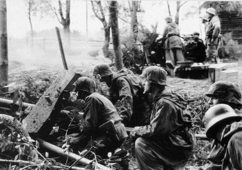 Les chasseurs de chars, Panzerjäger, de la Luftwaffe 3b10