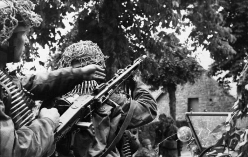 Filet de casque de l'armée allemande 3b11
