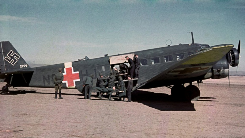 Les services sanitaires de la Luftwaffe 3c1410