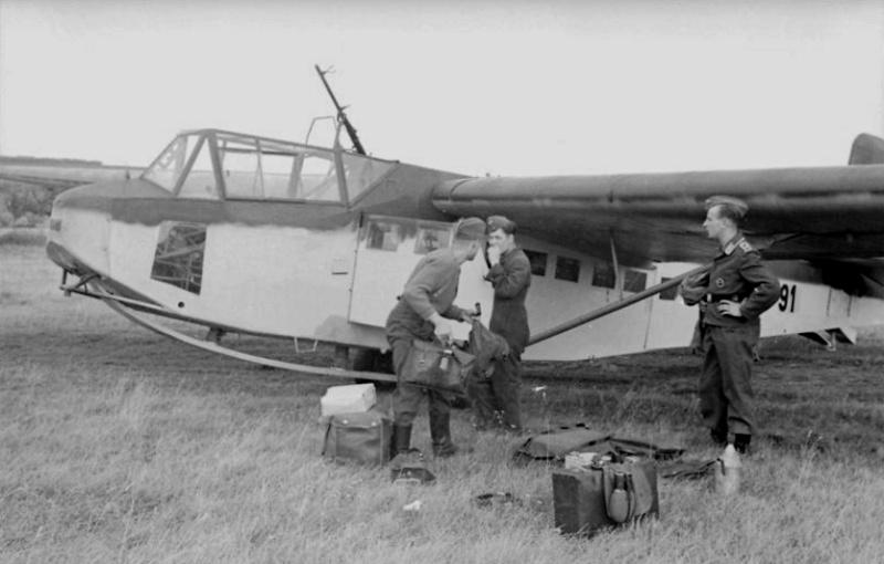 Les troupes de la Luftwaffe en Italie - Page 2 456310