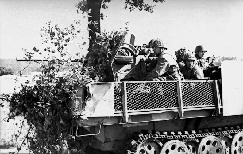 Les troupes de la Luftwaffe lors de la bataille de Market Garden 46f6f611