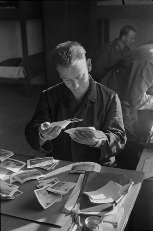 Les correspondants de guerre (Kriegsberichter) de la Luftwaffe 48610