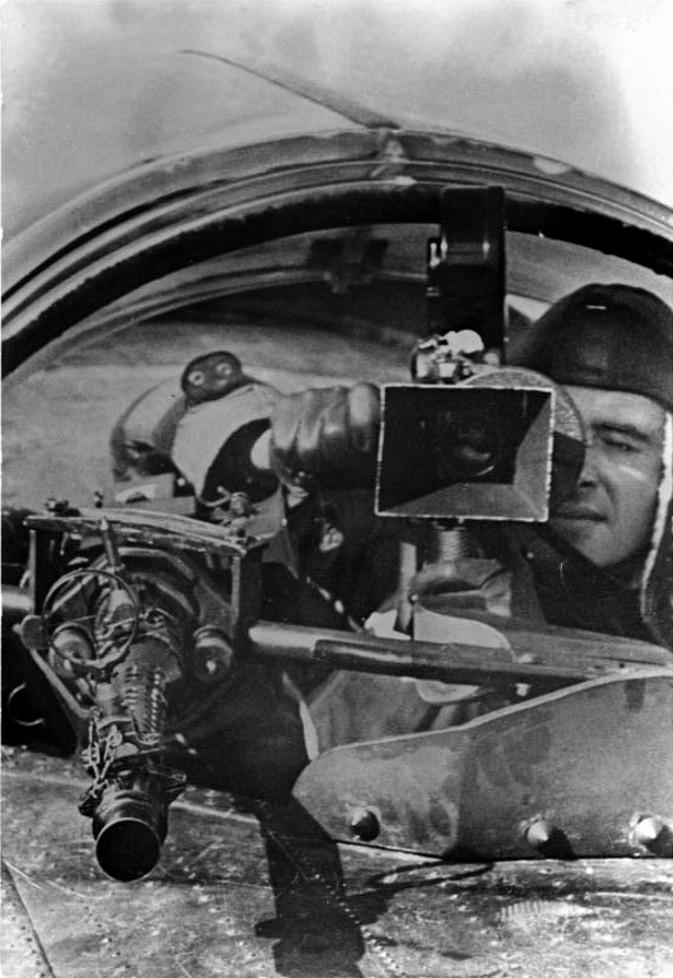 Les correspondants de guerre (Kriegsberichter) de la Luftwaffe 50011