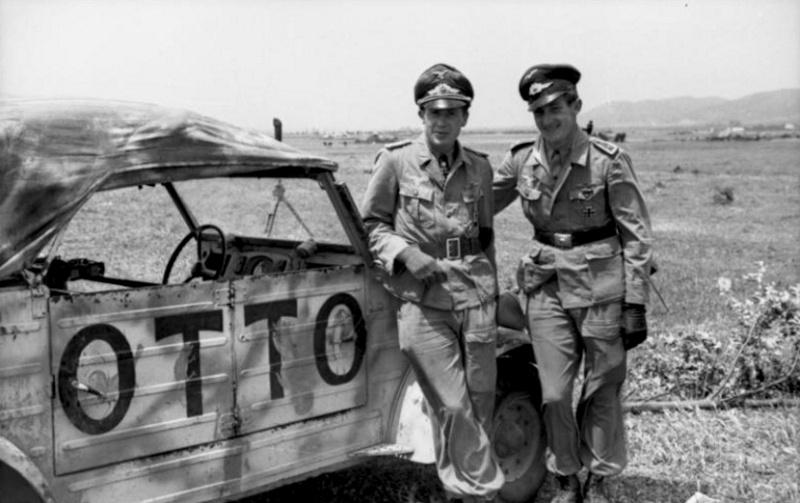 Les différentes vareuses de la Luftwaffe 513