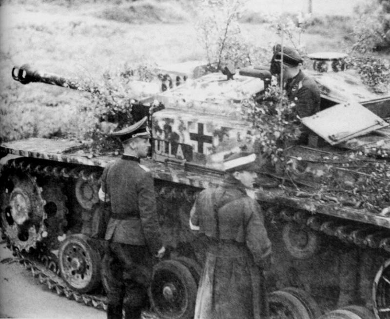 Les soldats de la Luftwaffe à l'instruction 58580010