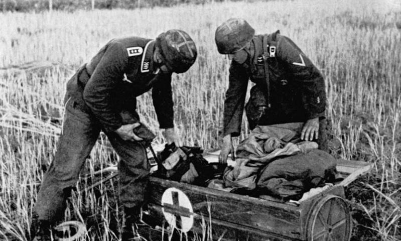 Les services sanitaires de la Luftwaffe 58841010