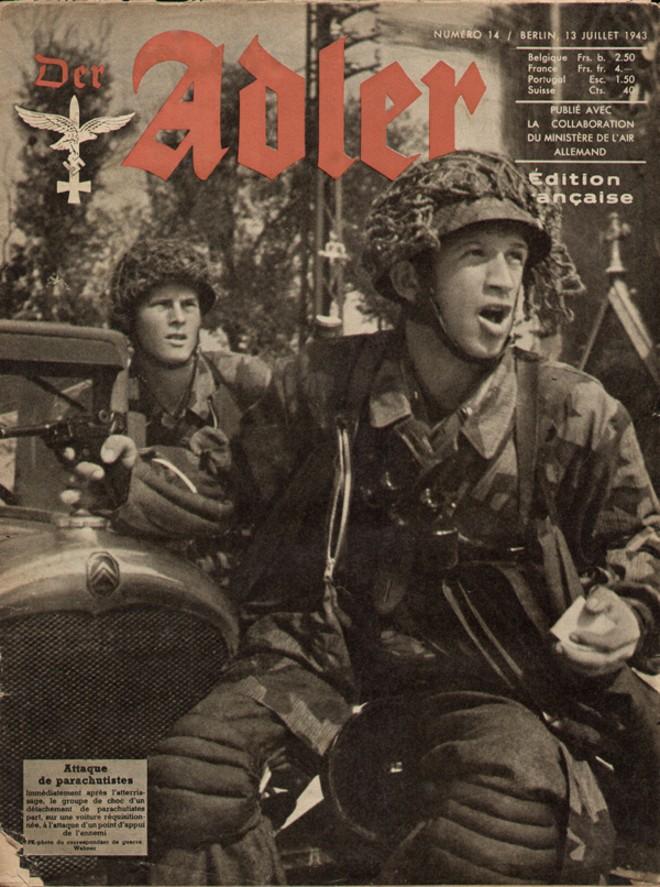 Les correspondants de guerre (Kriegsberichter) de la Luftwaffe - Page 2 64610