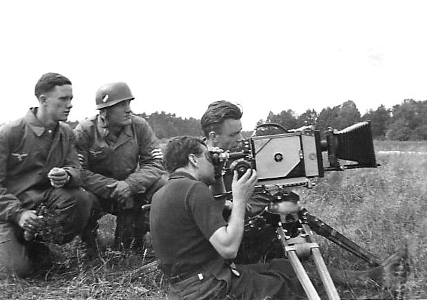 Les correspondants de guerre (Kriegsberichter) de la Luftwaffe 6510