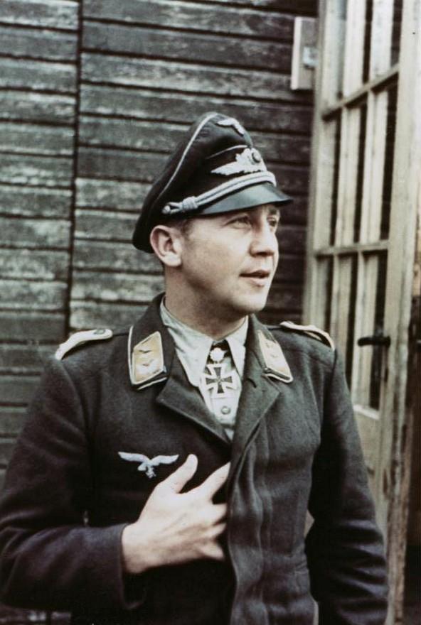 Schirmmütze de la Luftwaffe 6ae4510