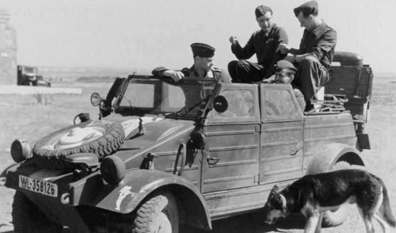Les correspondants de guerre (Kriegsberichter) de la Luftwaffe 8010