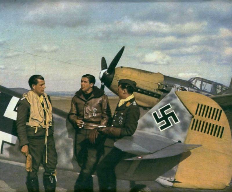 La Luftwaffe en couleurs ! - Page 2 804bb110