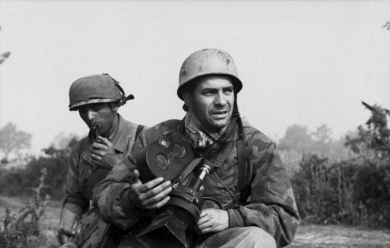 Les correspondants de guerre (Kriegsberichter) de la Luftwaffe 8510