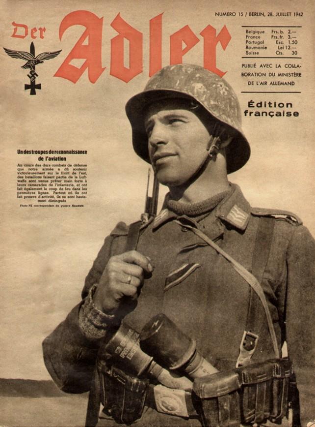 Les correspondants de guerre (Kriegsberichter) de la Luftwaffe - Page 2 926610