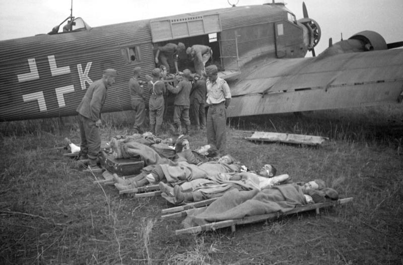 Les services sanitaires de la Luftwaffe 96855110
