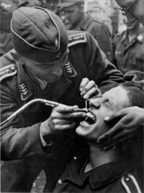 Les services sanitaires de la Luftwaffe 98110