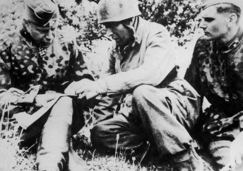 Les troupes de la Luftwaffe en Normandie - Page 4 9d9910
