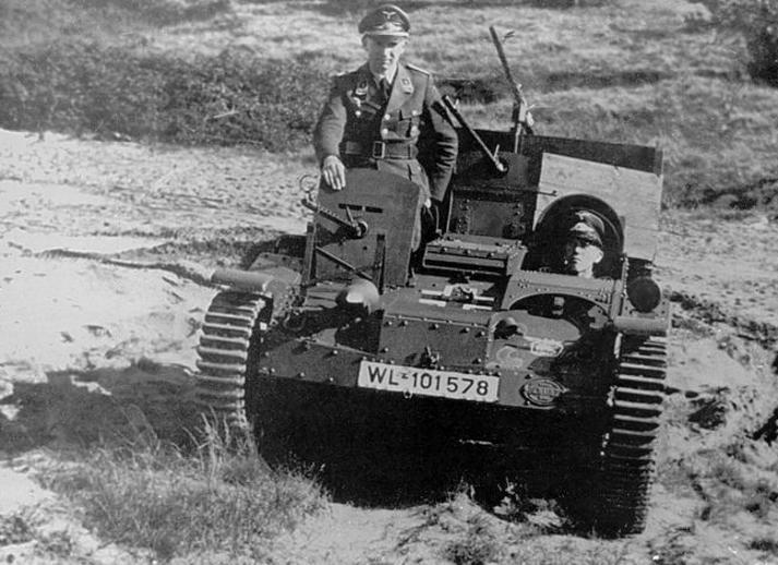 Les soldats de la Luftwaffe à l'instruction Chenil11