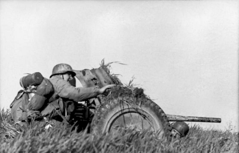 Les chasseurs de chars, Panzerjäger, de la Luftwaffe Gb1010