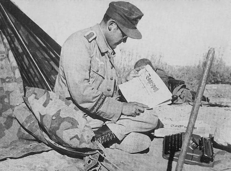 Les correspondants de guerre (Kriegsberichter) de la Luftwaffe - Page 2 Gkyu10