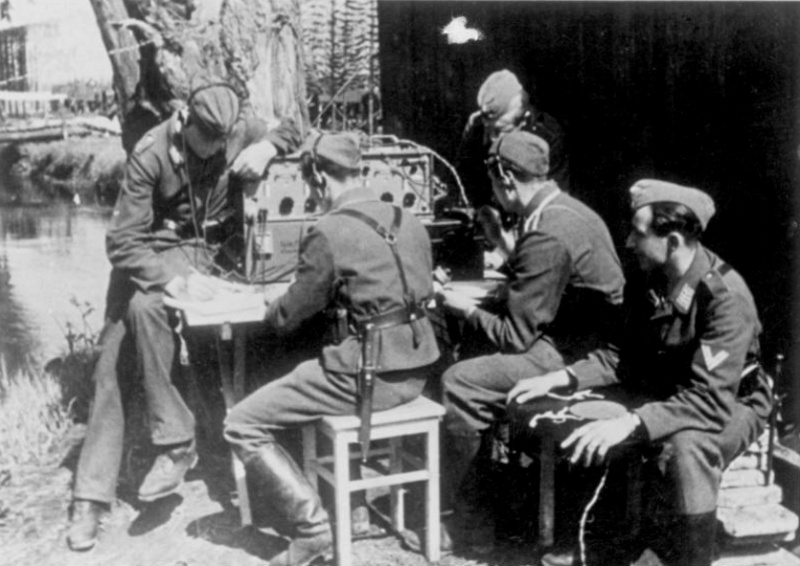 Les transmissions dans la Luftwaffe Hdt10