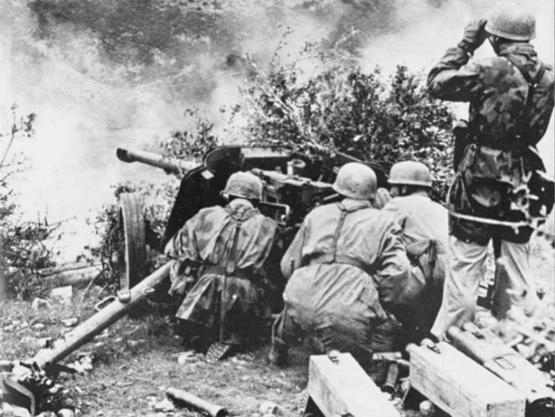 Les chasseurs de chars, Panzerjäger, de la Luftwaffe Heqtjr10