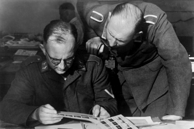 Les correspondants de guerre (Kriegsberichter) de la Luftwaffe Hlh10