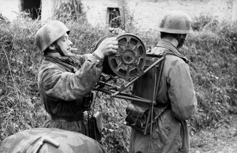 Les transmissions dans la Luftwaffe I2310