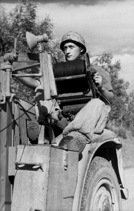 Les transmissions dans la Luftwaffe I4510