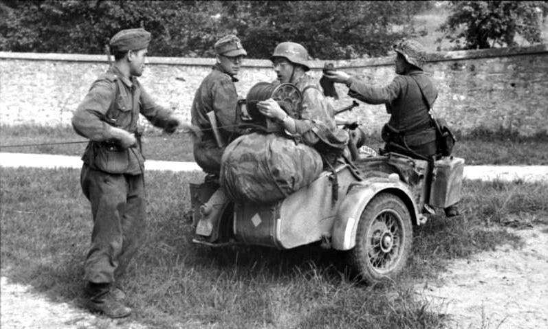 Les transmissions dans la Luftwaffe I510
