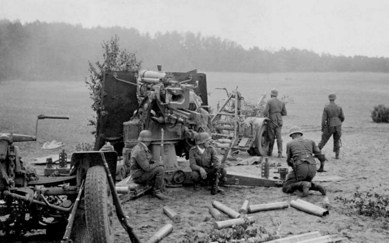 Les chasseurs de chars, Panzerjäger, de la Luftwaffe Iorfio10