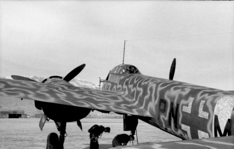 Les troupes de la Luftwaffe en Italie - Page 6 Jj110