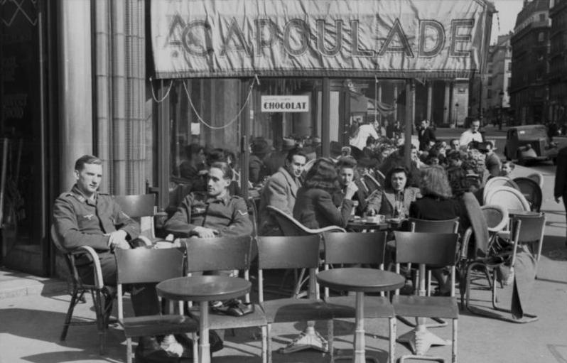 Les soldats de la Luftwaffe au repos ! Loisir10