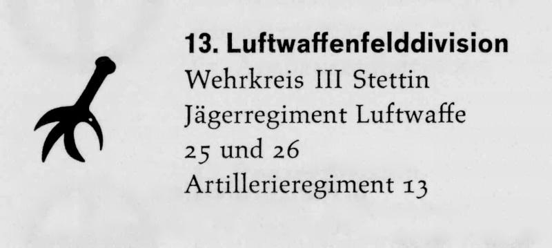 Insignes tactiques des Felddivisions de la Luftwaffe Rad10