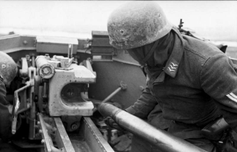 Les chasseurs de chars, Panzerjäger, de la Luftwaffe Rey1110