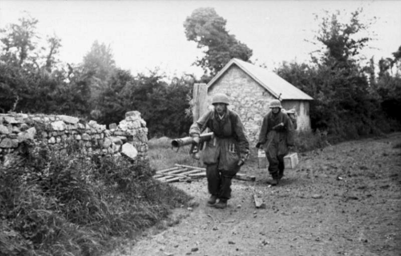 Les chasseurs de chars, Panzerjäger, de la Luftwaffe Rfv1110