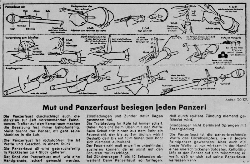 Les chasseurs de chars, Panzerjäger, de la Luftwaffe Rsh10