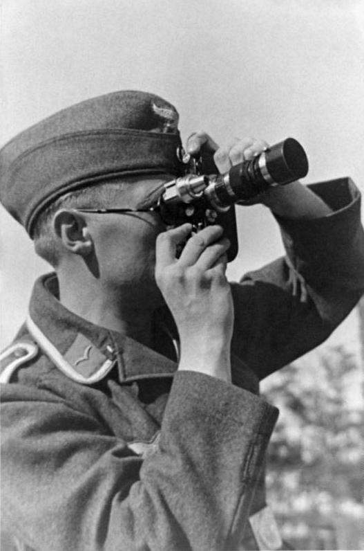 Les correspondants de guerre (Kriegsberichter) de la Luftwaffe Sedg10