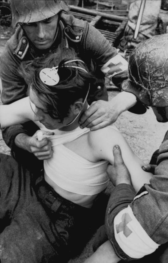 Les services sanitaires de la Luftwaffe Seghre10