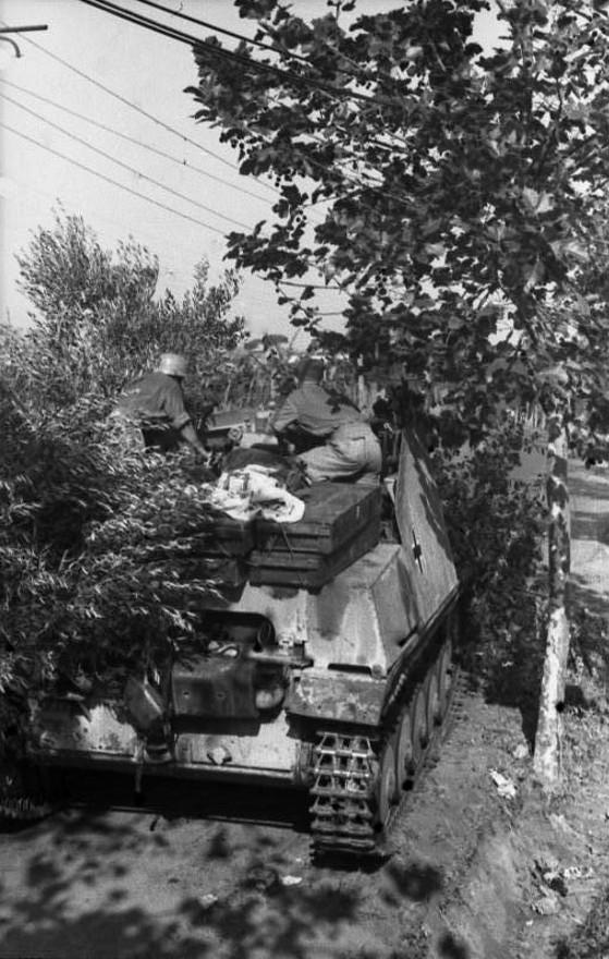 Les chasseurs de chars, Panzerjäger, de la Luftwaffe - Page 2 T610
