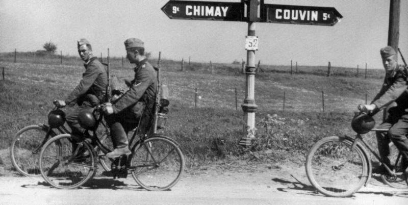 Les vélos de l'armée Allemande ww2 - Page 4 Velo10