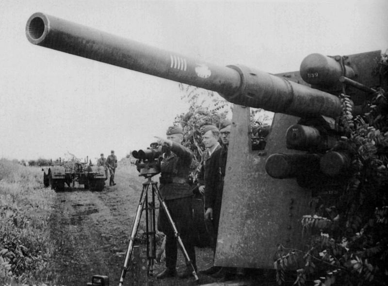 Les chasseurs de chars, Panzerjäger, de la Luftwaffe Y11010
