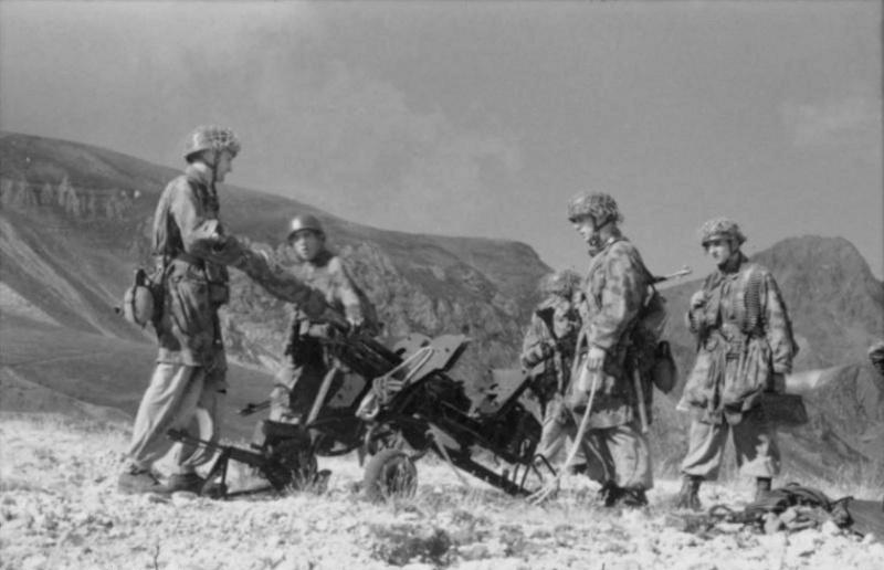 Les chasseurs de chars, Panzerjäger, de la Luftwaffe Yjtgyj10