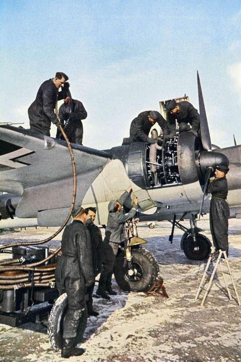 La Luftwaffe en couleurs ! Z11010