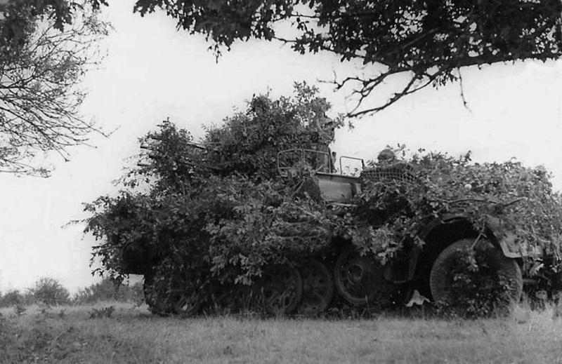 Les troupes de la Luftwaffe en Normandie - Page 4 Zr9g910
