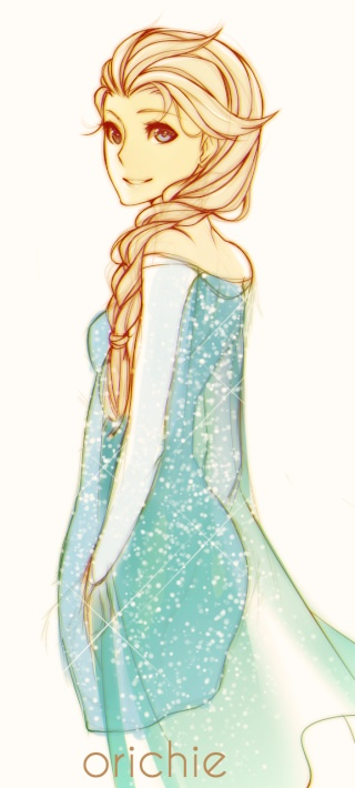 Éolia, la fille aux quatre vies.  Elsa_t11