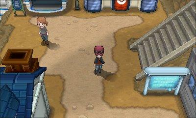 Localisation des pokemon dans X et Y. 3210