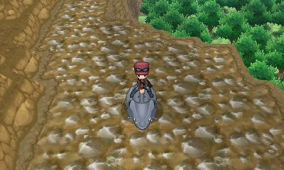 Localisation des pokemon dans X et Y. 910