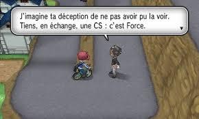 Localisation des pokemon dans X et Y. Talach10