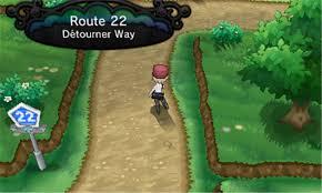 Localisation des pokemon dans X et Y. Talach11
