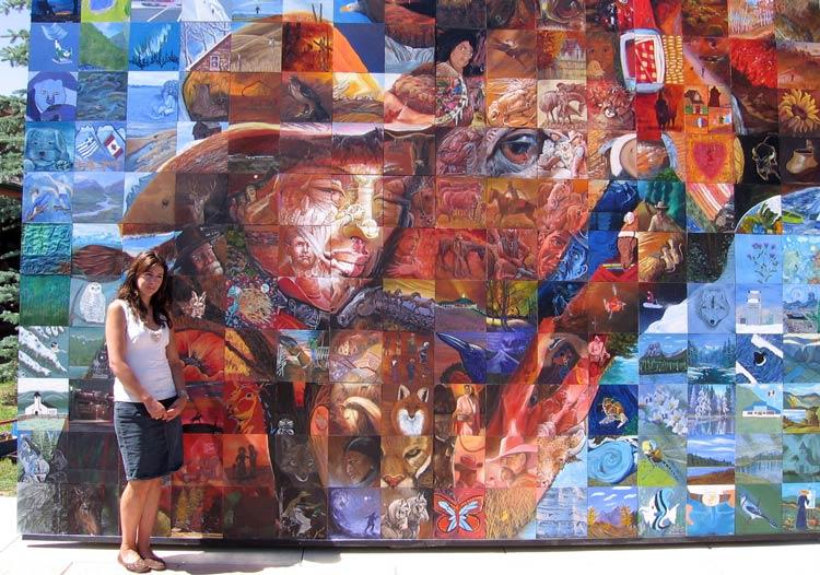 Fresque de Cochran Artwlk12